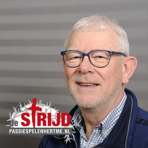 Harry Lutkenhaus - productieleider