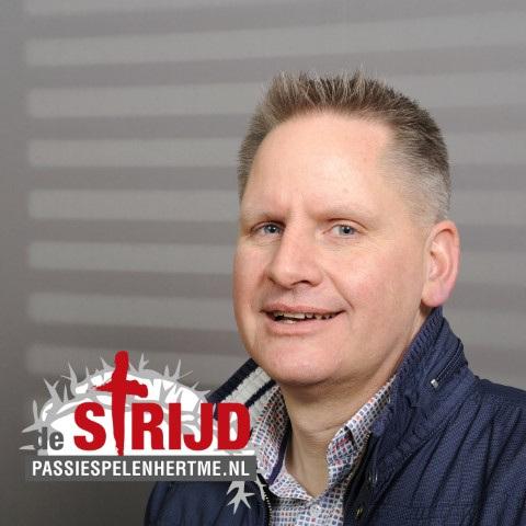 Bert Sleumer - apostel Petrus