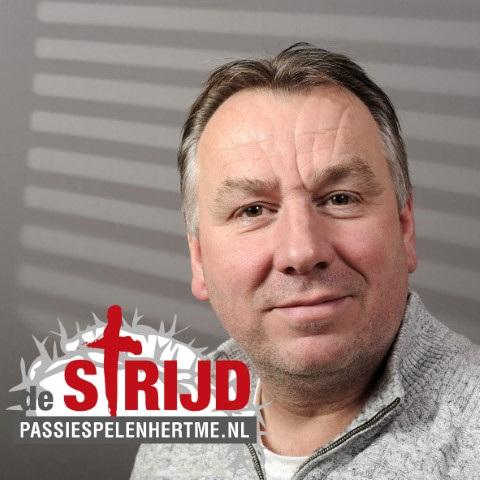 Bert Stegeman - apostel Thaddeus